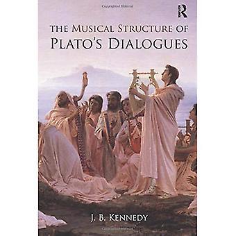 Die musikalische Struktur von Platons Dialogen