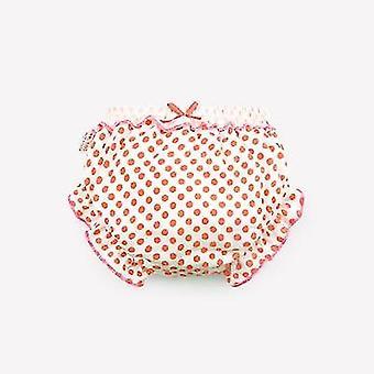 Säugling Mode Einfarbig Schleife Spitze Unterhosen / Höschen für Baby