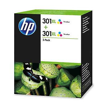 Compatible Ink Cartridge HP 301XL Tricolour