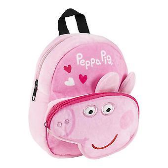 Kindertas Peppa Pig Pink (18 x 22 x 8 cm)