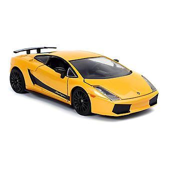 Lamborghini Gallardo Superleggera Gegoten Voertuig, Schaal 1:24