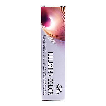 Colorant permanent Illumina Color Wella Nº 6/19 (60 ml)