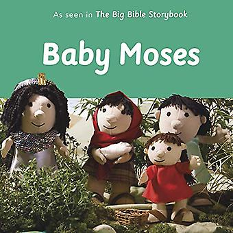 Baby Moses: As Seen In The Big Bible Storybook [Board book]