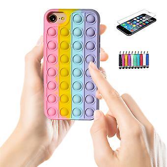 Iphone 5/5s/se2016 - Shell / Beskyttelse / Pop It Fidget