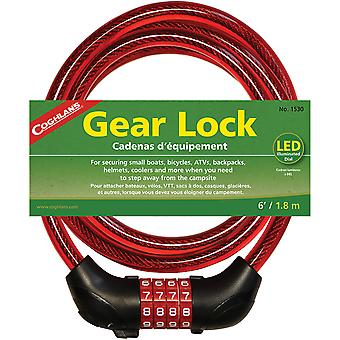 Coghlan's 6' Gear Lock