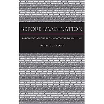 Before imagination