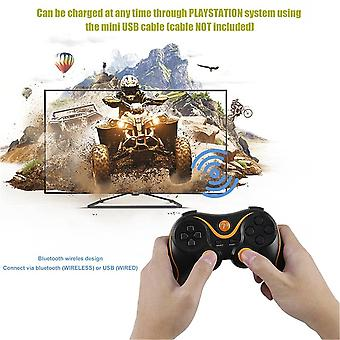 Bluetooth draadloze joystick pad game console controller voor Playstation Ps3