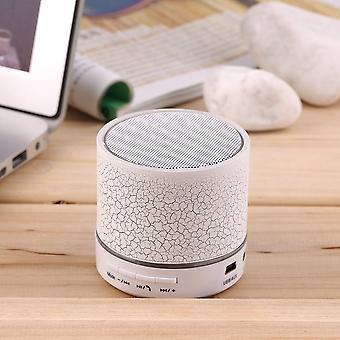 Mini A9 Bluetooth trådlös högtalare Tf bärbar för mobiltelefon bärbar dator