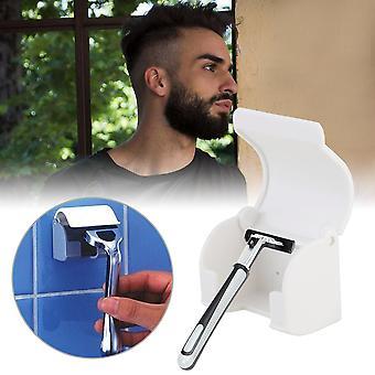 Rasoir pour hommes Sucé Sticky Cup Holder Hanger Holder Outils de salle de bain
