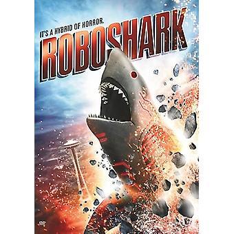 Importer des USA Roboshark [DVD]