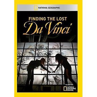 Finding the Lost Da Vinci [DVD] USA import