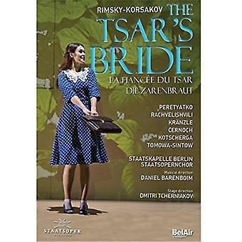 Tsar's Bride [DVD] USA import