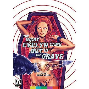 夜エブリン来たうちの墓 【 DVD 】 アメリカ インポートします。