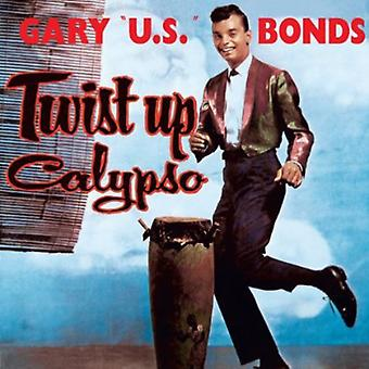 Gary U.S. Bonds - Twist Up Calypso [CD] USA import