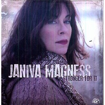 Janiva Magness - más fuerte para la importación de Estados Unidos él [CD]