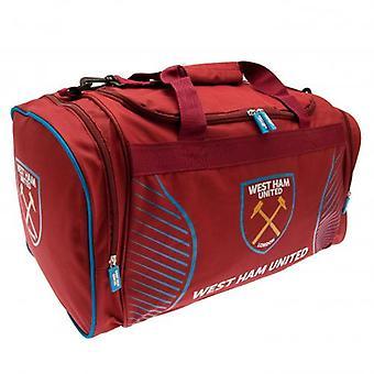 West Ham United träningsväska SV