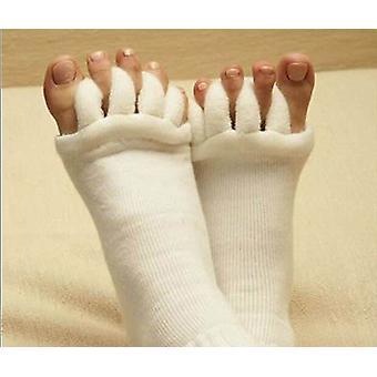Bequeme Zehen Fuß Ausrichtung Socken 1 Größe