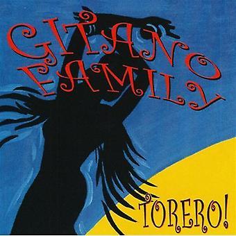 Gitano Family - Torero! [CD] USA import