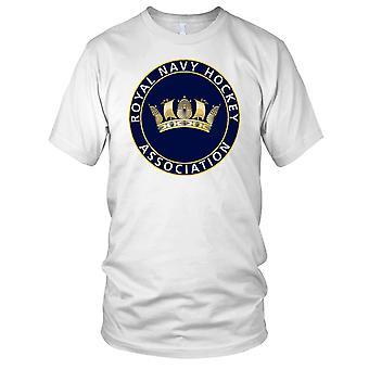Königliche Marine Hockey Association Damen T Shirt