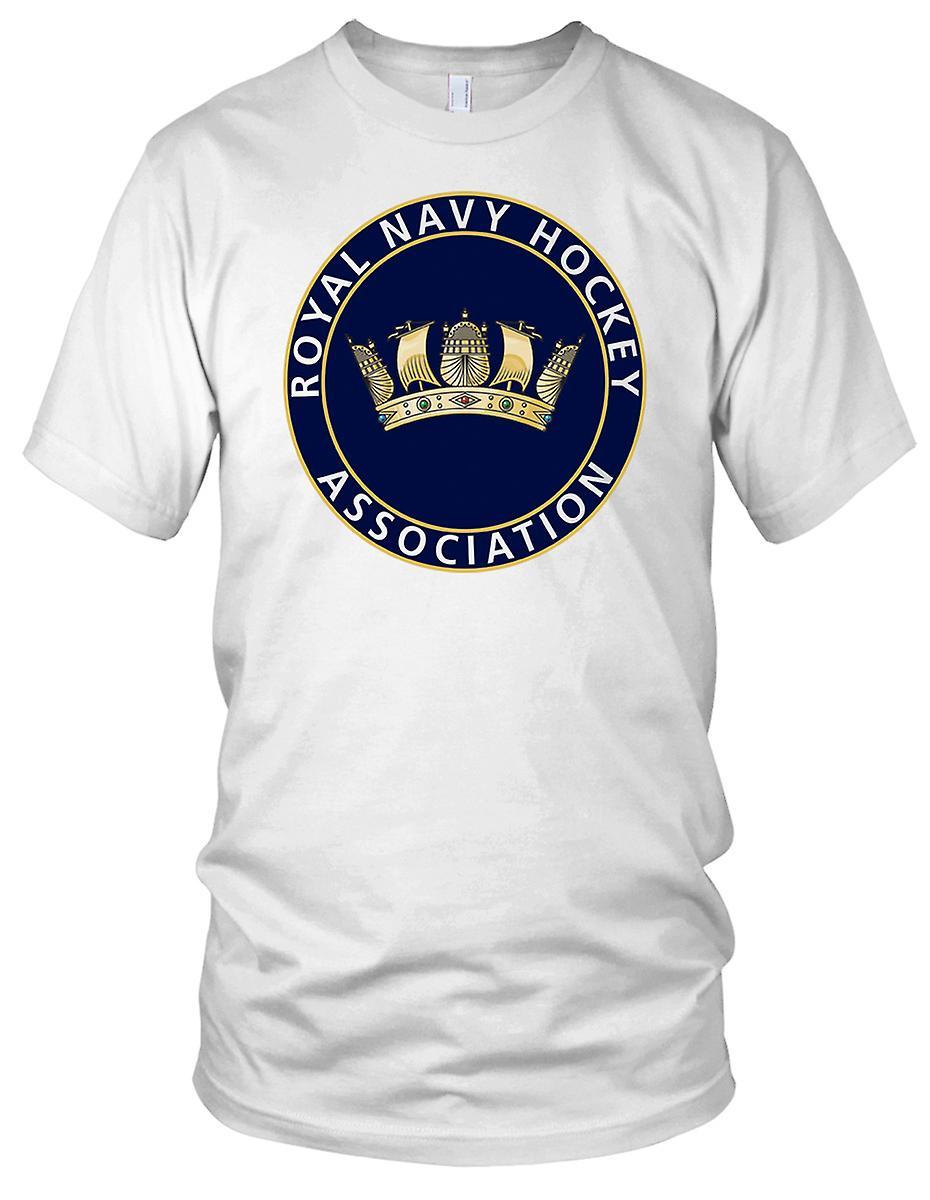 Royal Navy Hockey Association damer T skjorte