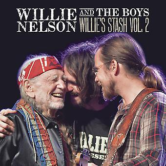 Nelson*Willie - Willie & the Boys: Willie's Stash Vol 2 [Vinyl] USA import