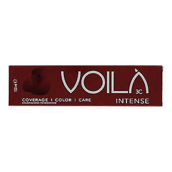 Intercosmo Voila Intense Renaissance Red 7.6 Permanent Hair Colour 100ml
