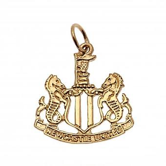 Newcastle United 9ct goud hanger