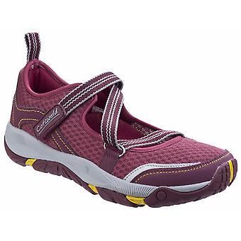 Cotswold mujeres/damas Norton Mary Jane zapatos de senderismo