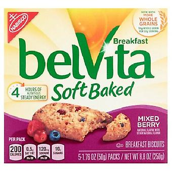 Belvita Breakfast Soft Baked Mixed Berry