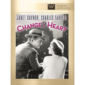 Change of Heart [DVD] USA import
