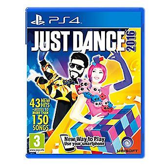 Just Dance 2016 (PS4)-nytt