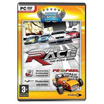Race het WTCC-spel (PC DVD)-nieuw