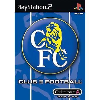 Club Football Chelsea-fabriken förseglad
