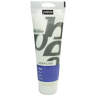 Pebeo Studio Acrylics Mat Gel 250ml