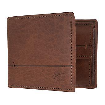 Camel active Jakarta mens portemonnee wallet portemonnee Brown 6707
