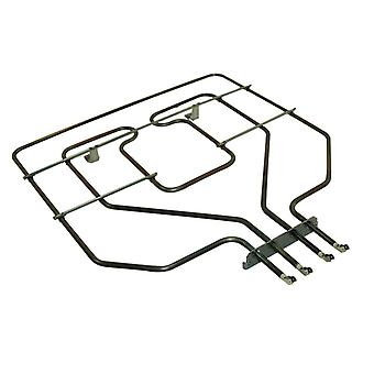 Bosch Neff Siemens grilliuuni/elementti varaosat