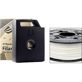 Filament XYZprinting plastic ABS 1,75 mm ecru 600 g cartuș