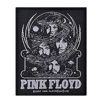 Pink Floyd Cosmic Faces Woven Patch