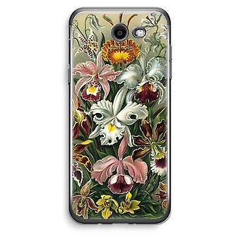 Samsung Galaxy J3 Prime (2017) przezroczysty (Soft) - Haeckel Orchidae