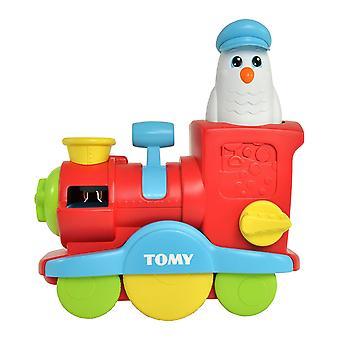Tomy Toomies Bubble Blast pociąg zabawki do kąpieli