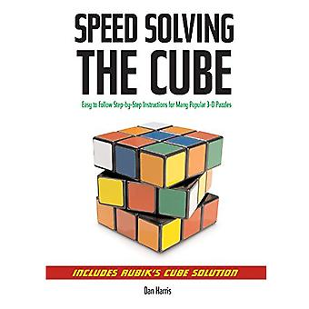 Sterling Books Speedsolving the Cube: Easy-to-Follow