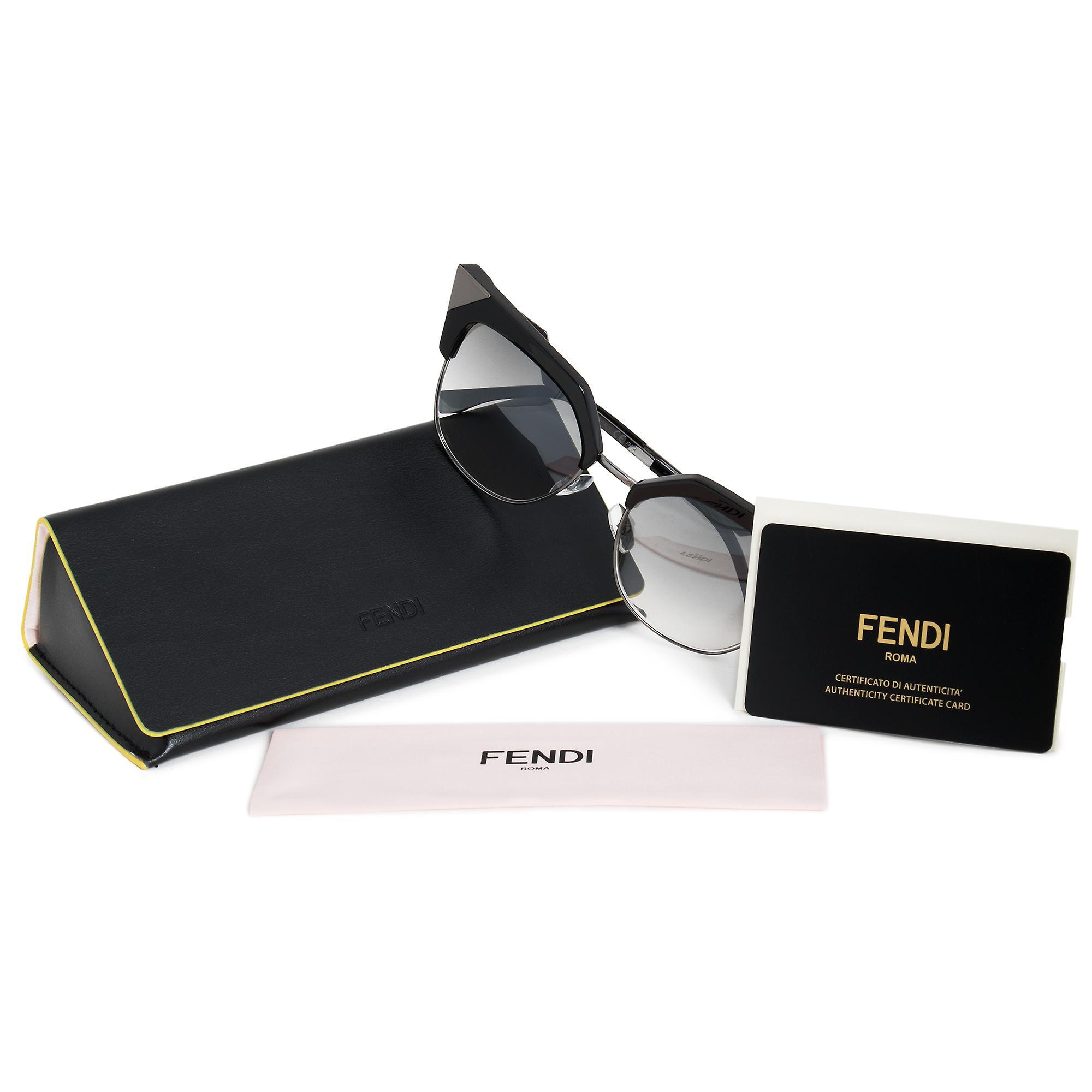 Fendi Square Sunglasses FF0149S KKL IC 54
