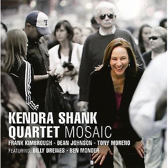Kendra Shank Quartet - Mosaic [CD] USA import