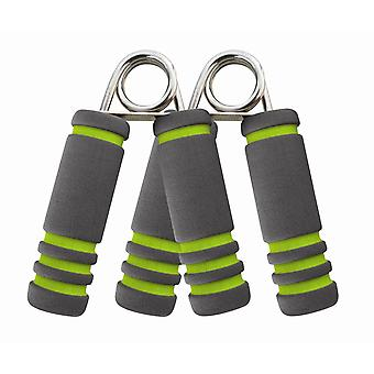 Phoenix Fitness 2 x Hand Grips Strength Resistance Training Accessory Gym Gear