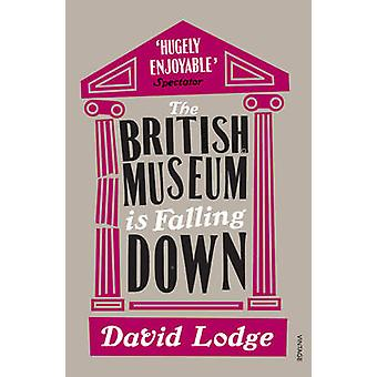 The British Museum is Falling Down by David Lodge - 9780099554226 Book