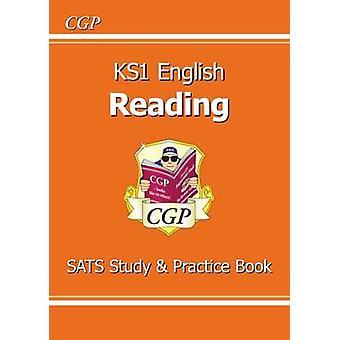 KS1 Engelsk lesing studie & praksis bok (for nye læreplanen) av