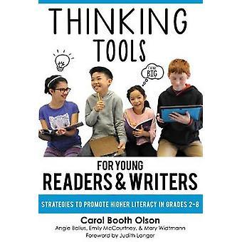 Ferramentas de pensamento para jovens leitores e escritores - estratégias para promover H