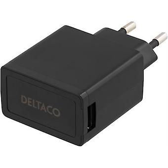 Wall charger USB, 2.1A