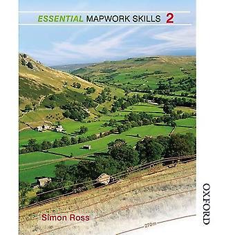 Compétences essentielles Mapwork: TIC exerce pour GCSE Geography - Mapwork indispensable compétences 2: PT. 2: c. 2