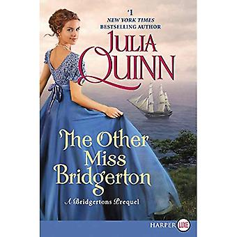 Den andra Miss Bridgerton [stora Print]